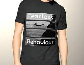 #41 for Design a T-Shirt for Fearlessonexxx af mkthusitha