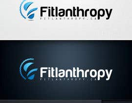 #29 untuk Design a Logo for a concept/website called Fitlanthropy! oleh EdesignMK