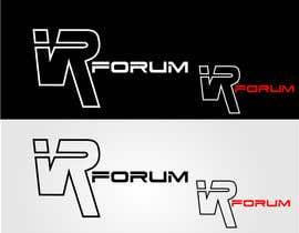 #13 cho Design a Logo for VR Forum bởi stoilova