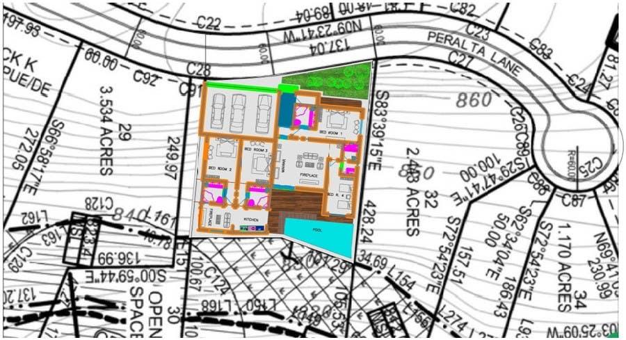 Penyertaan Peraduan #17 untuk Luxury Residential Home Design (Concept)