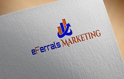 #15 untuk Design a Logo for eFerrals Marketing oleh olja85