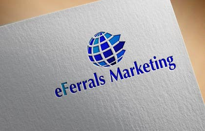 #26 untuk Design a Logo for eFerrals Marketing oleh olja85