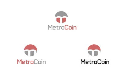 sridha858 tarafından Design a Logo for Metrocoin için no 15