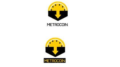 sridha858 tarafından Design a Logo for Metrocoin için no 20