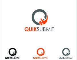 #156 cho Design a Logo for Quik Submit bởi arteq04