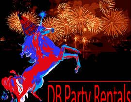 #7 for Design a Logo for DB Party Rentals by NoTimeForLife