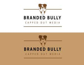 Sanja3003 tarafından Design a Logo for Branded Bully by Capped Out Media için no 3