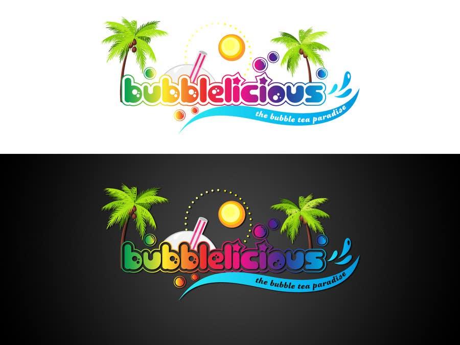 Proposition n°61 du concours Design a Logo for a Bubble Tea shop/company