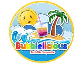 nº 59 pour Design a Logo for a Bubble Tea shop/company par marionchan