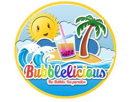 nº 66 pour Design a Logo for a Bubble Tea shop/company par marionchan