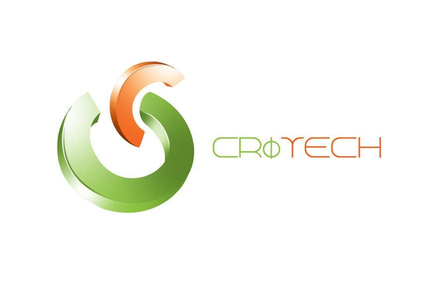 Penyertaan Peraduan #221 untuk Logo Design for CR0Tech