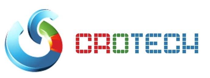Kilpailutyö #                                        562                                      kilpailussa                                         Logo Design for CR0Tech