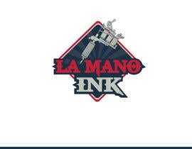 #42 for Design a Logo for LaMano Ink Tattoo Shop af rajibdebnath900