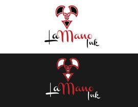 #44 for Design a Logo for LaMano Ink Tattoo Shop af Sanja3003