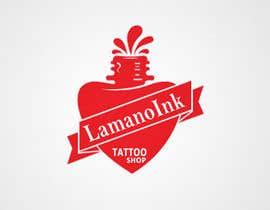 Nro 9 kilpailuun Design a Logo for LaMano Ink Tattoo Shop käyttäjältä AnmolUttarkar