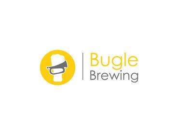Nro 37 kilpailuun Design a Logo for Bugle Brewing käyttäjältä feroznadeem01