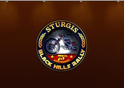 #16 cho Design a T-Shirt for STURGIS 2015 75th Anniversary bởi deztinyawaits