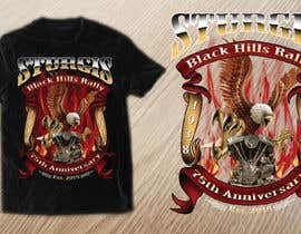#25 for Design a T-Shirt for STURGIS 2015 75th Anniversary af agussetiawan72