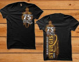 #24 for Sturgis Namedrop T-Shirt Design Contest af simrks