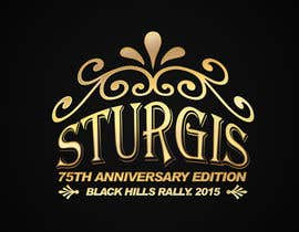chaturvedi01 tarafından Sturgis Namedrop T-Shirt Design Contest için no 17