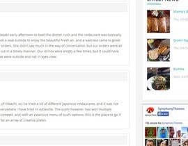 #2 for Create a Restaurant Review Page! af TaybeMuharem