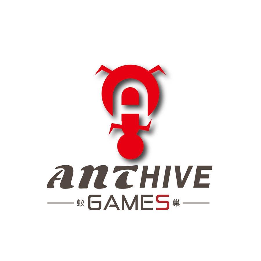 Penyertaan Peraduan #121 untuk Design a Logo for a Video Game Studio!