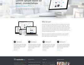 #34 for Design for website (front+subpage) af hoang8xpts