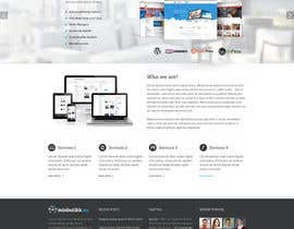 #35 for Design for website (front+subpage) af hoang8xpts