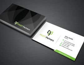 #30 para Consultant Firm Business Card por sarah07
