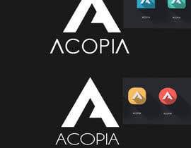 #57 para Diseñar un isologotipo con el concepto ACOPIA por AlejandroRkn