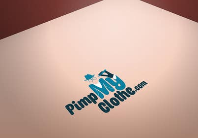 sumontosohel tarafından Logo conception : PimpMyClothe.com için no 25