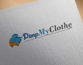georgeecstazy tarafından Logo conception : PimpMyClothe.com için no 1