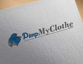 #7 untuk Logo conception : PimpMyClothe.com oleh georgeecstazy