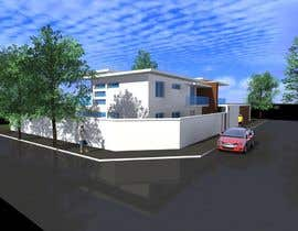 #70 for Floorplan for modern contemporary house by cveki
