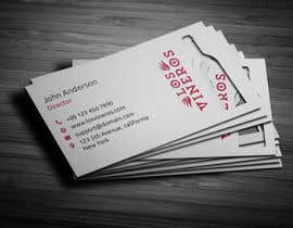#56 para Design some Business Cards for Los Vineros por anikush