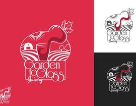 Attebasile tarafından Design a Logo for Garden To Glass Juicery için no 63