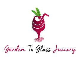 #37 cho Design a Logo for Garden To Glass Juicery bởi tpwdesign