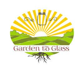 #54 untuk Design a Logo for Garden To Glass Juicery oleh shwetharamnath