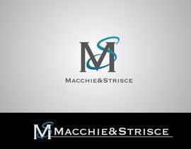 Nro 20 kilpailuun Design a Logo for Macchie & Strisce käyttäjältä Attebasile