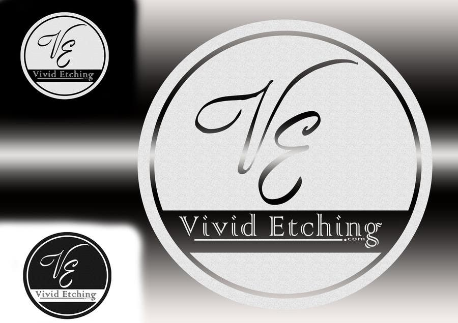 Contest Entry #53 for Design a Logo for Vivid Etching