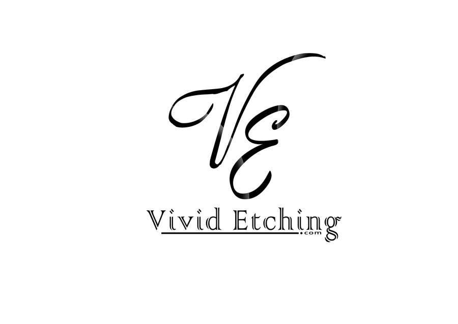 Inscrição nº 54 do Concurso para Design a Logo for Vivid Etching