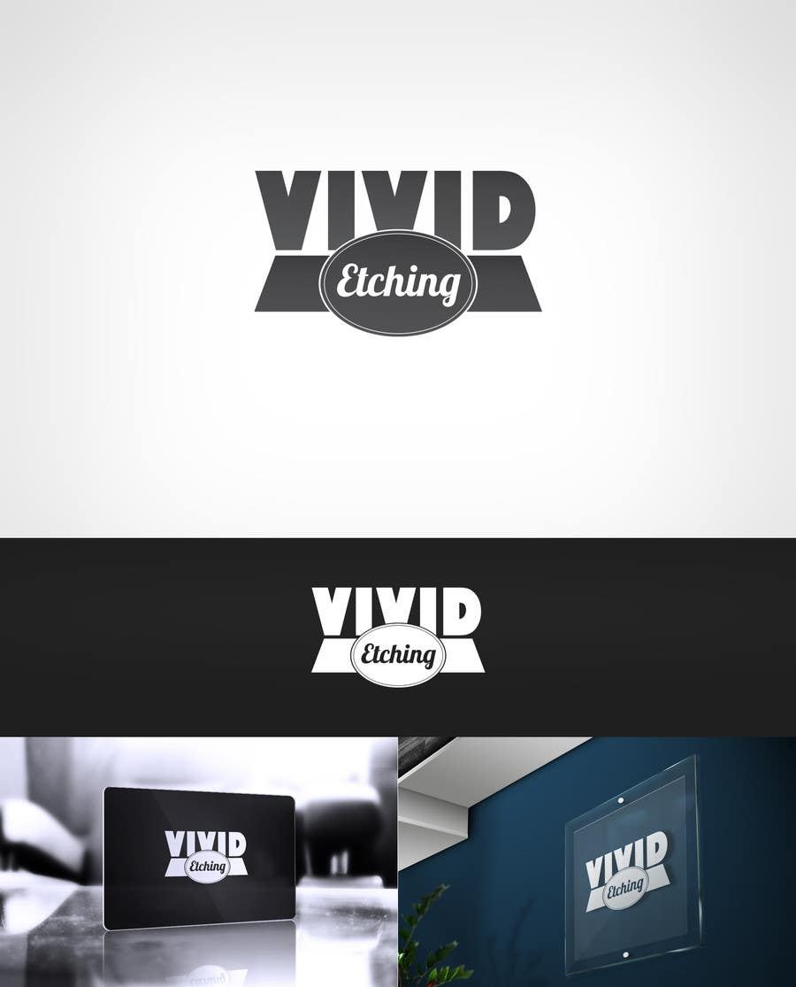 Inscrição nº 42 do Concurso para Design a Logo for Vivid Etching
