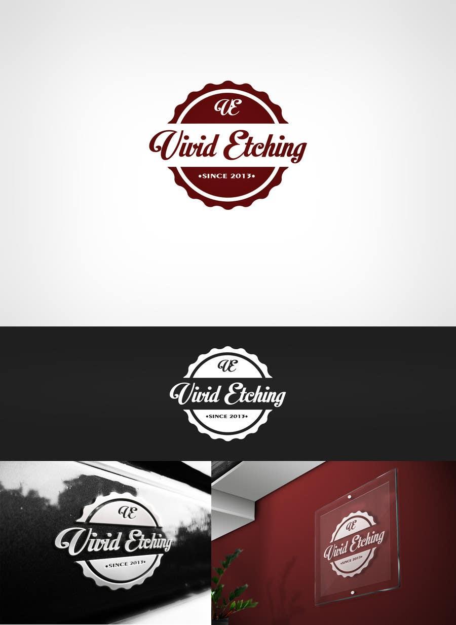 Inscrição nº 120 do Concurso para Design a Logo for Vivid Etching