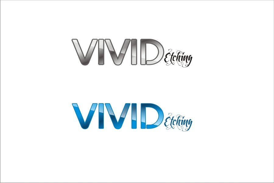 Contest Entry #55 for Design a Logo for Vivid Etching