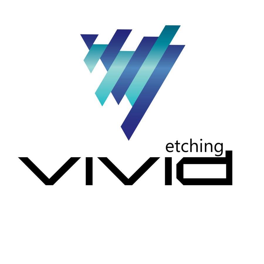 Inscrição nº 119 do Concurso para Design a Logo for Vivid Etching