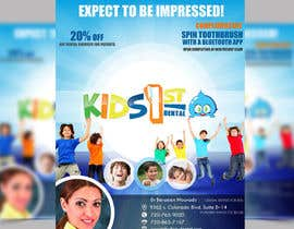 #12 untuk Design a Flyer for Kids Dentistry oleh stylishwork
