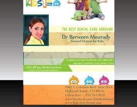 #14 untuk Design a Flyer for Kids Dentistry oleh designershaikh