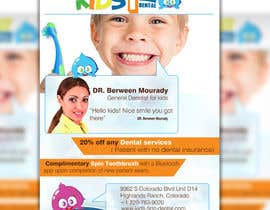 #25 for Design a Flyer for Kids Dentistry by adidoank123