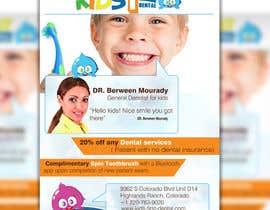 #25 cho Design a Flyer for Kids Dentistry bởi adidoank123