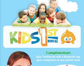 #28 for Design a Flyer for Kids Dentistry by sumantechnosys